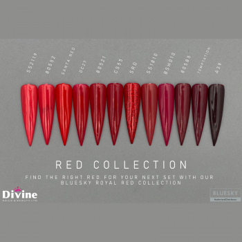 Bluesky Right red Collection by divine