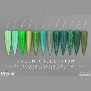 Bluesky Gorgeous Green Collection by Divine